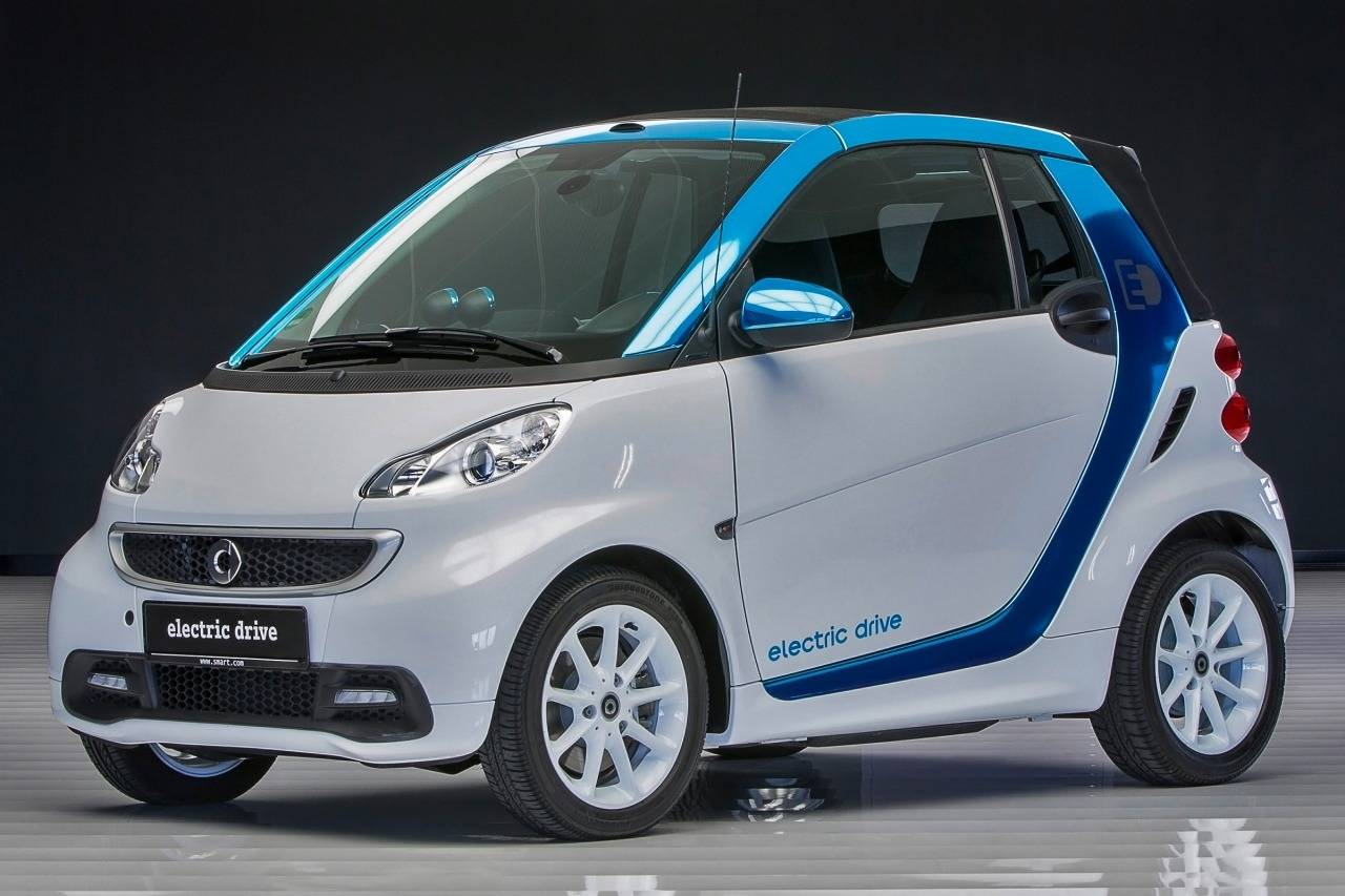 Smart Fortwo III 2014 - now Cabriolet #5