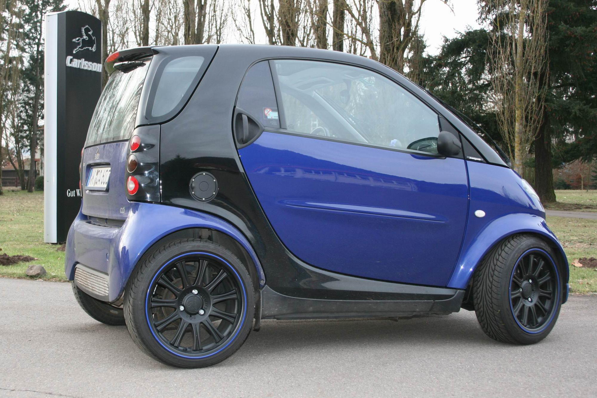 Smart Fortwo I 1998 - 2003 Cabriolet #3
