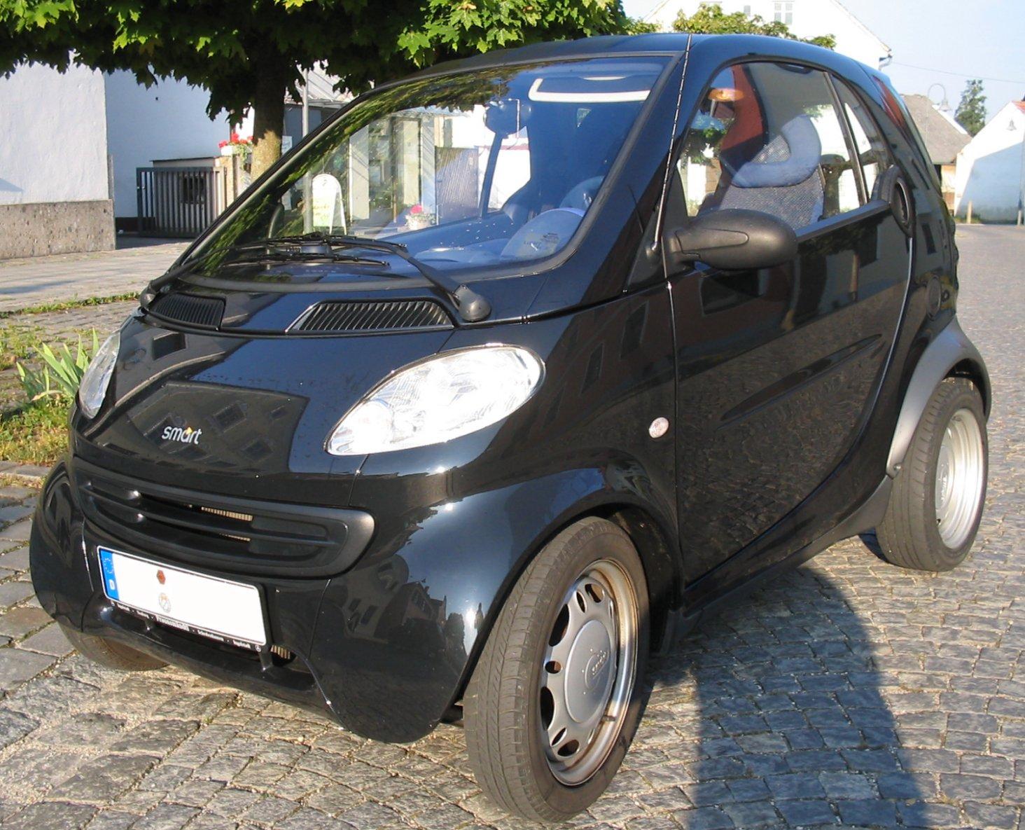 Smart Fortwo I 1998 - 2003 Cabriolet #4