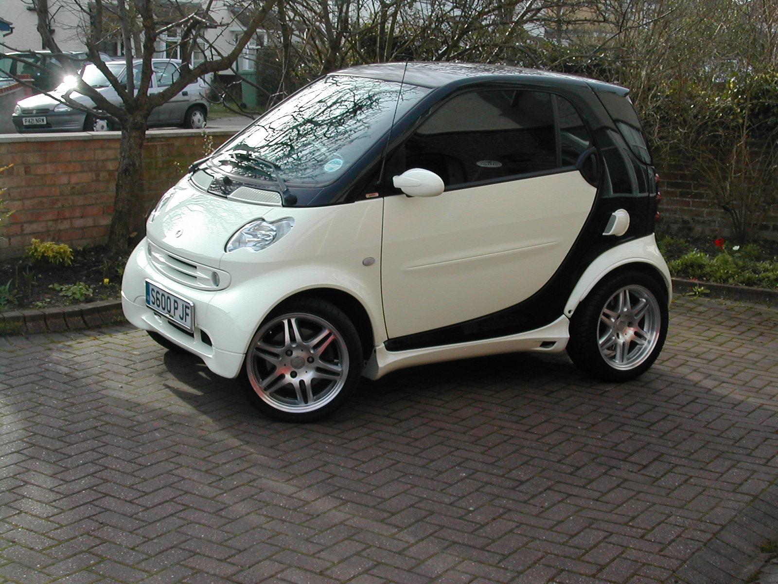 Smart Fortwo I 1998 - 2003 Cabriolet #1