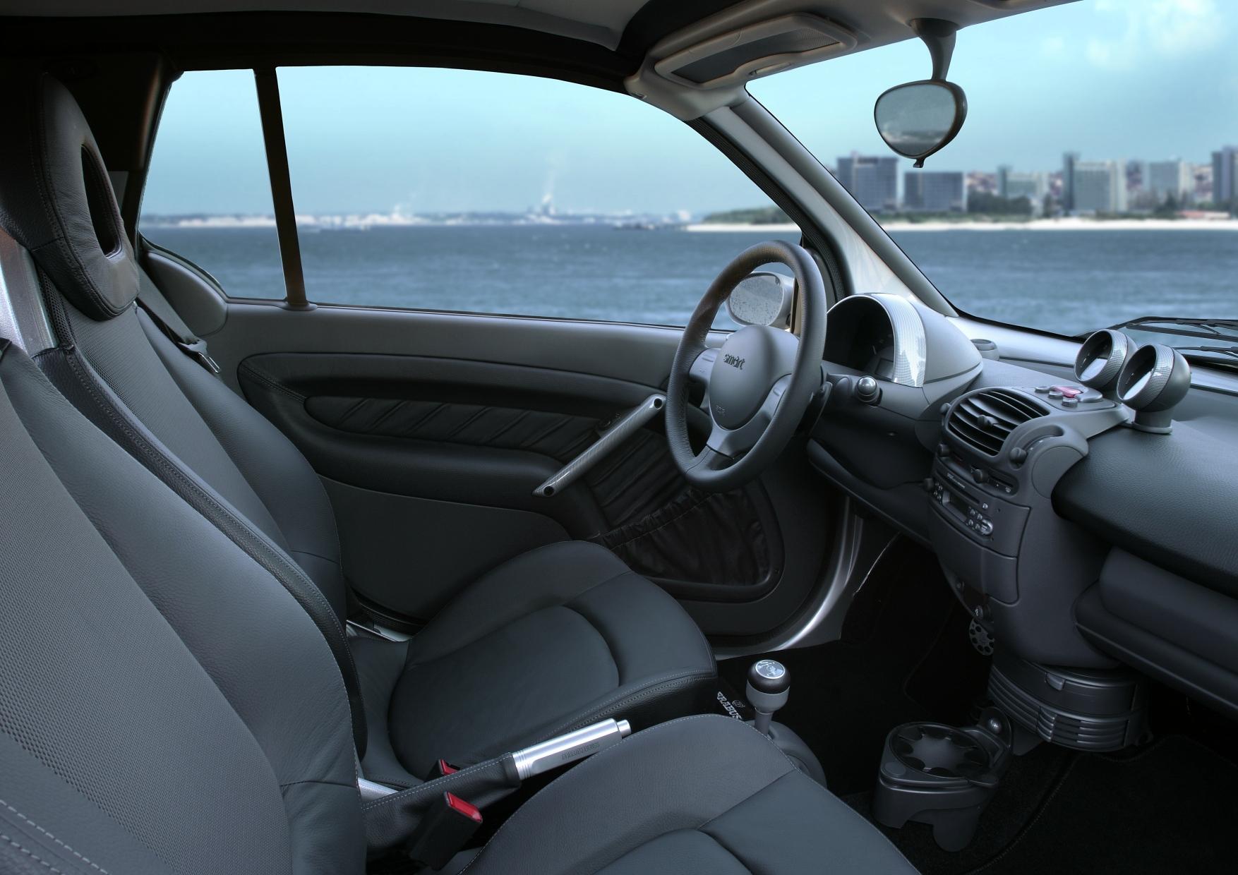 Smart Fortwo I 1998 - 2003 Cabriolet #5