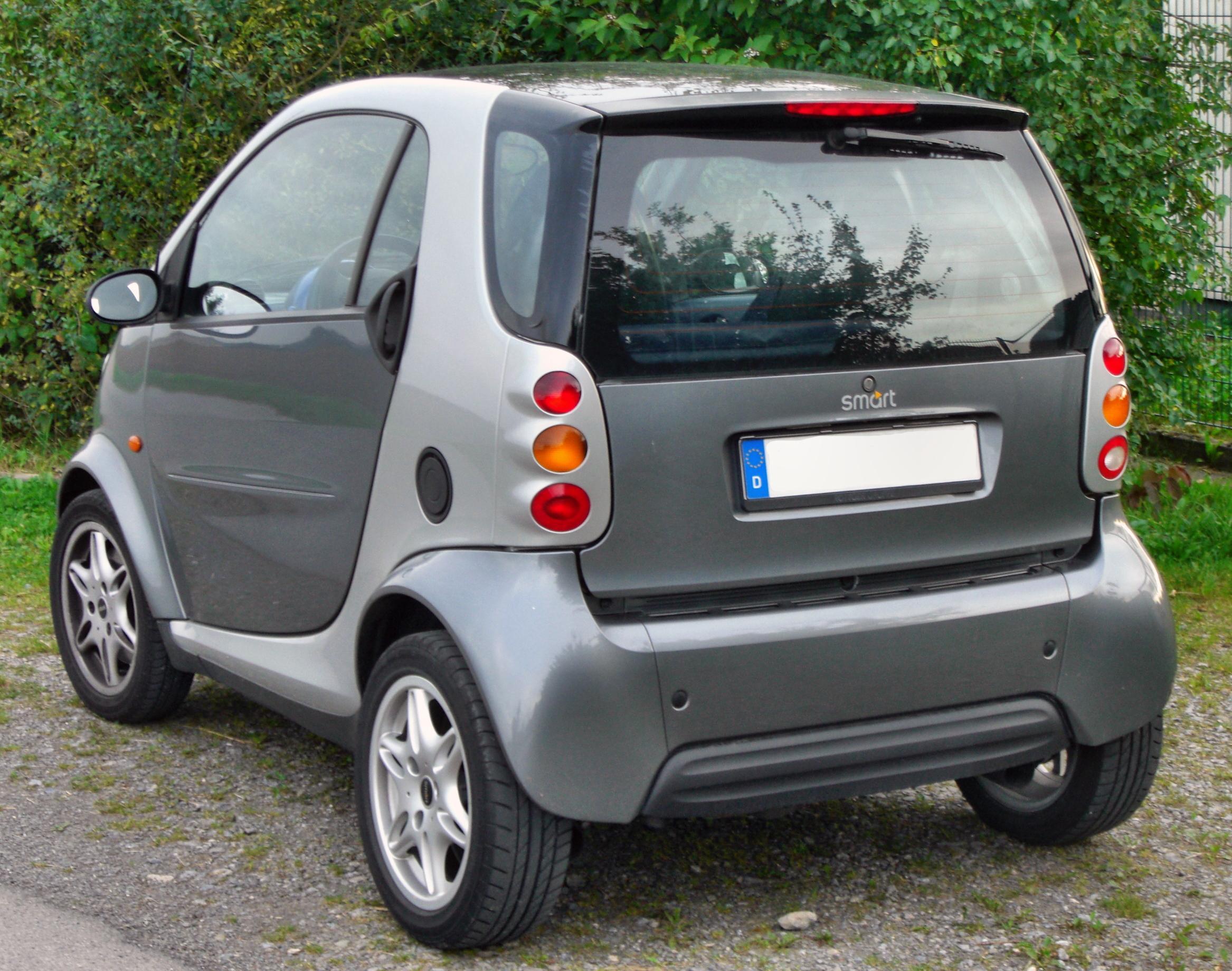 Smart Fortwo I 1998 - 2003 Hatchback 3 door #5