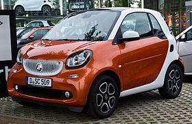 Smart Fortwo II 2007 - 2015 Hatchback 3 door #5