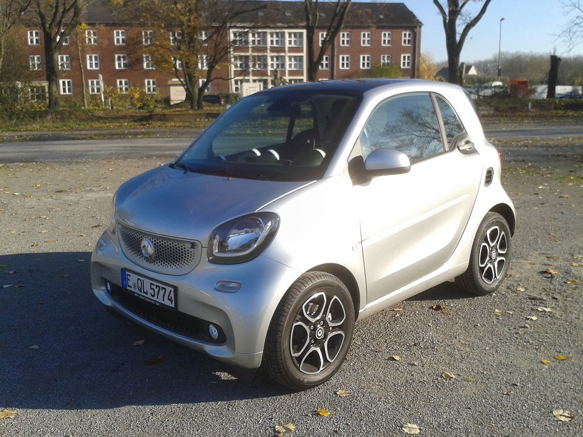 Smart Fortwo I Restyling 2003 - 2007 Hatchback 3 door #5