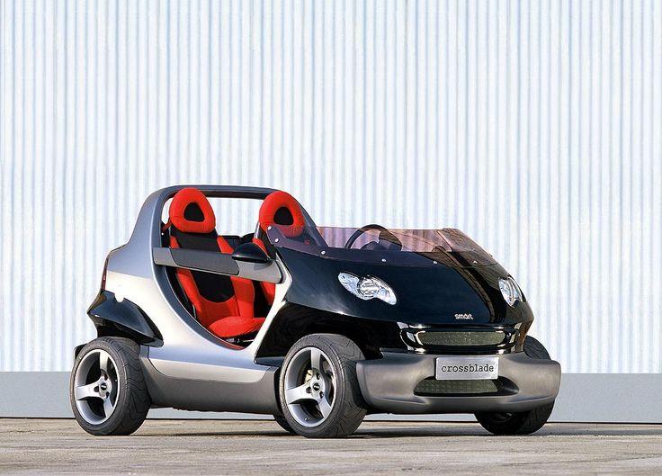 Smart Fortwo I 1998 - 2003 Speedster #6