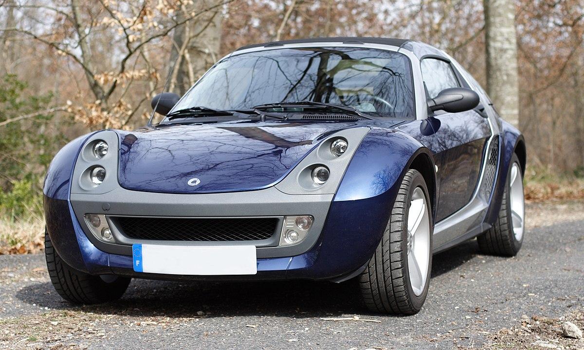 Smart Fortwo I 1998 - 2003 Speedster #4