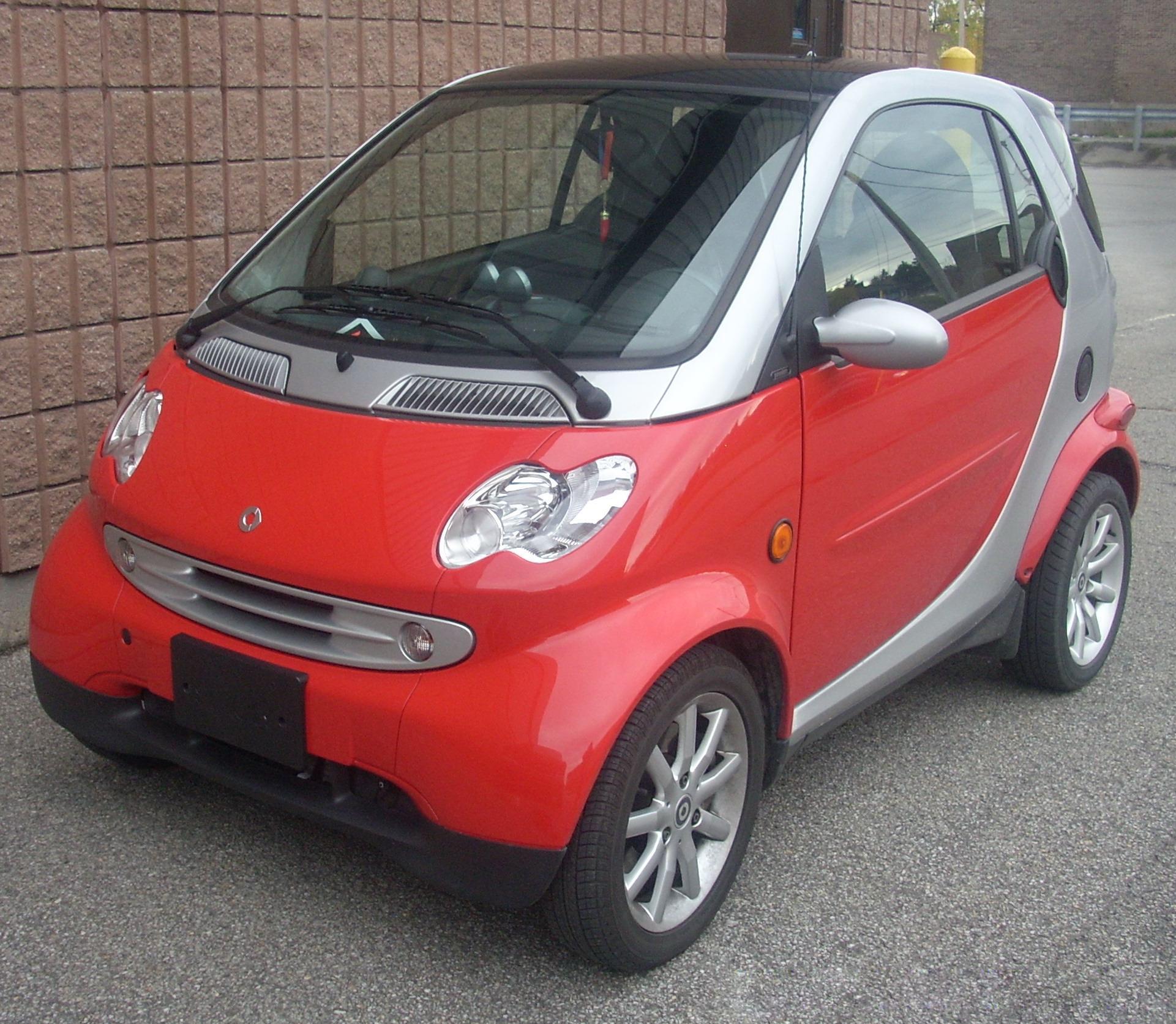 Smart Fortwo I Restyling 2003 - 2007 Cabriolet #2