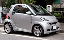 Smart Fortwo I Restyling 2003 - 2007 Cabriolet #3