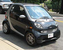 Smart Fortwo I Restyling 2003 - 2007 Cabriolet #4