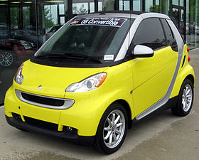 Smart Fortwo I Restyling 2003 - 2007 Hatchback 3 door #3