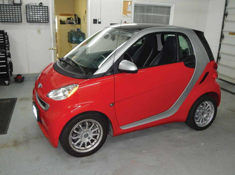 Smart Fortwo I Restyling 2003 - 2007 Hatchback 3 door #1