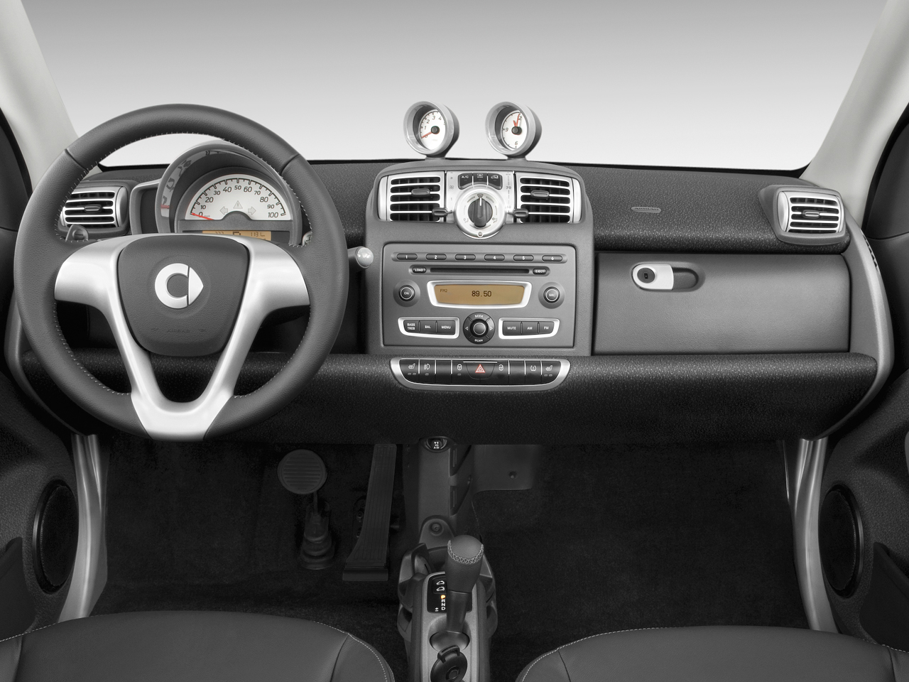 Smart Fortwo II 2007 - 2015 Cabriolet #7