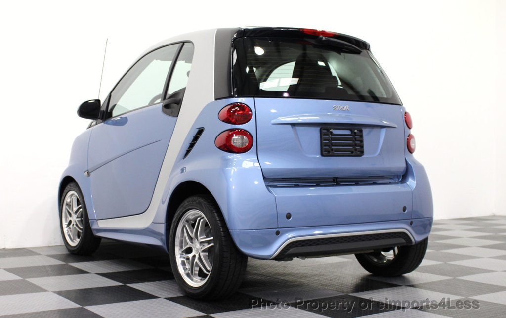 Smart Fortwo II 2007 - 2015 Hatchback 3 door #6