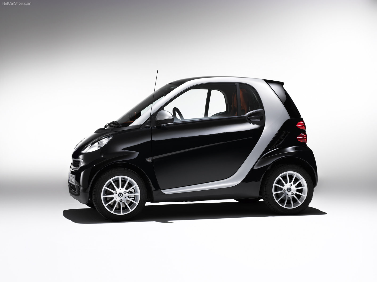 Smart Fortwo II 2007 - 2015 Hatchback 3 door #7