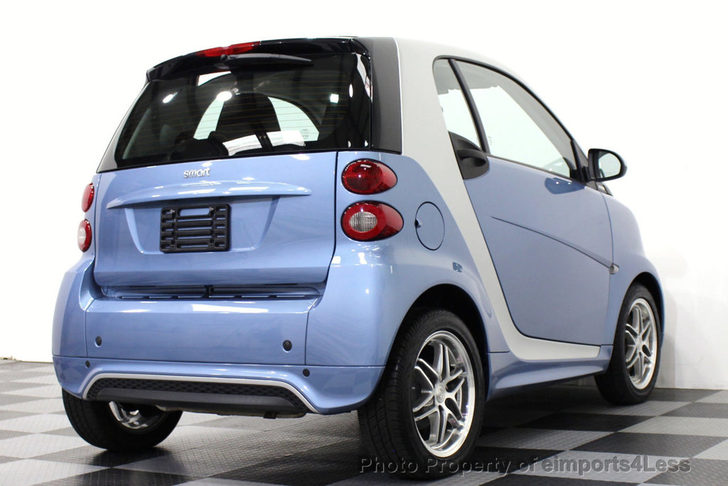 Smart Fortwo II 2007 - 2015 Hatchback 3 door #1