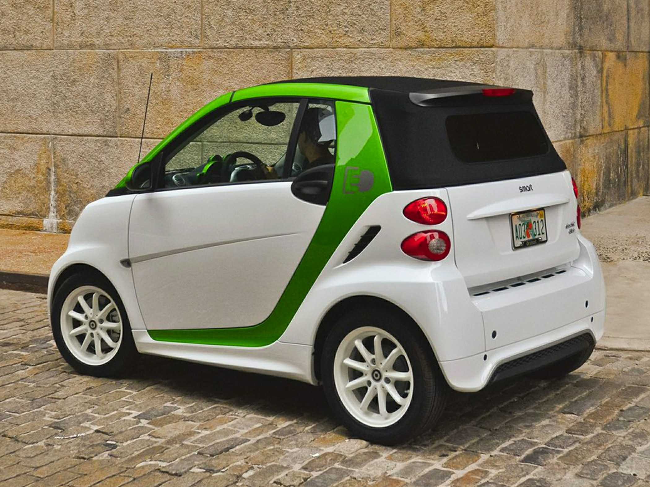 Smart Fortwo III 2014 - now Cabriolet #7