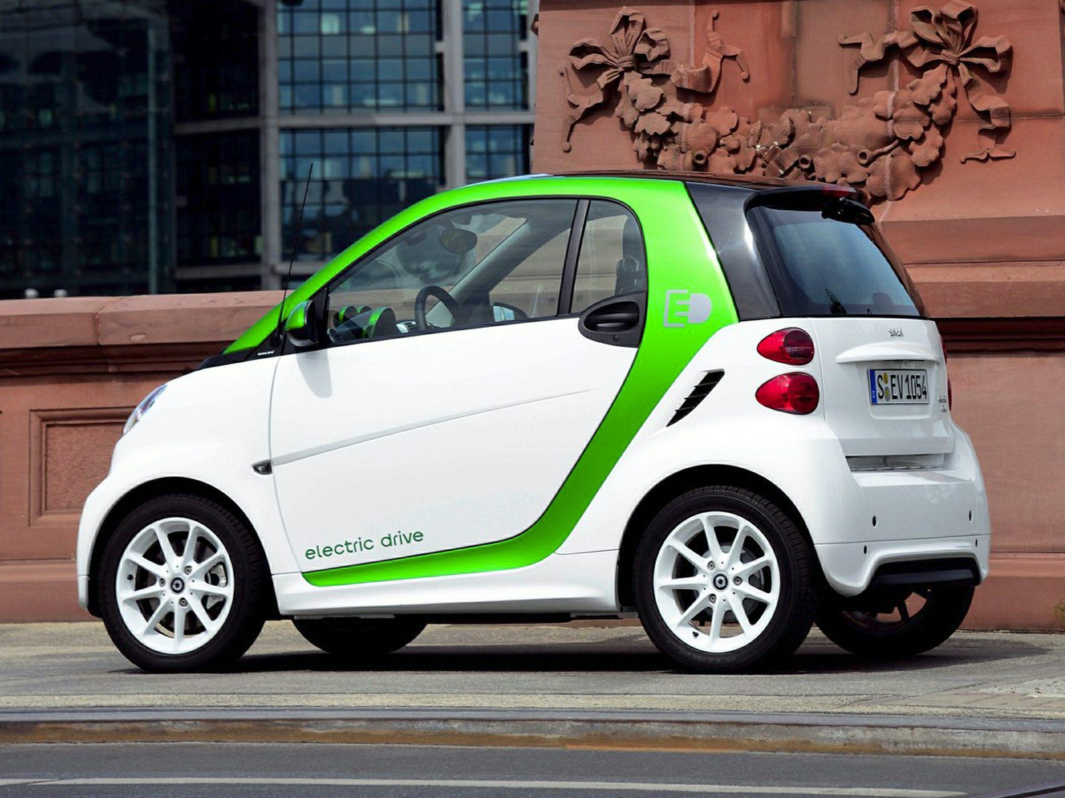Smart Fortwo III 2014 - now Hatchback 3 door #6