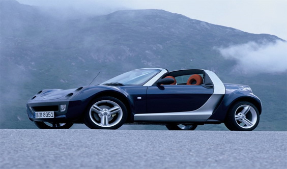 Smart Roadster 2003 - 2006 Roadster #3