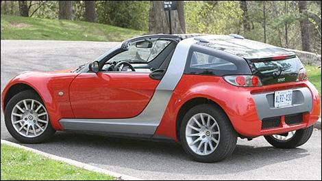 Smart Roadster 2003 - 2006 Roadster #1