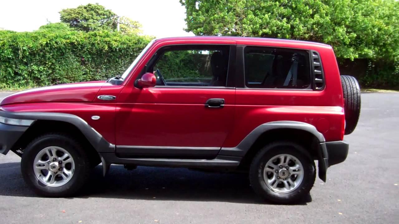 SsangYong Korando II 1996 - 2006 SUV #2