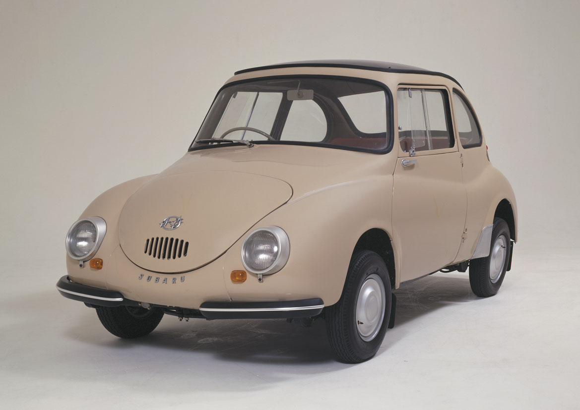 Subaru 360 1958 - 1971 Coupe #4