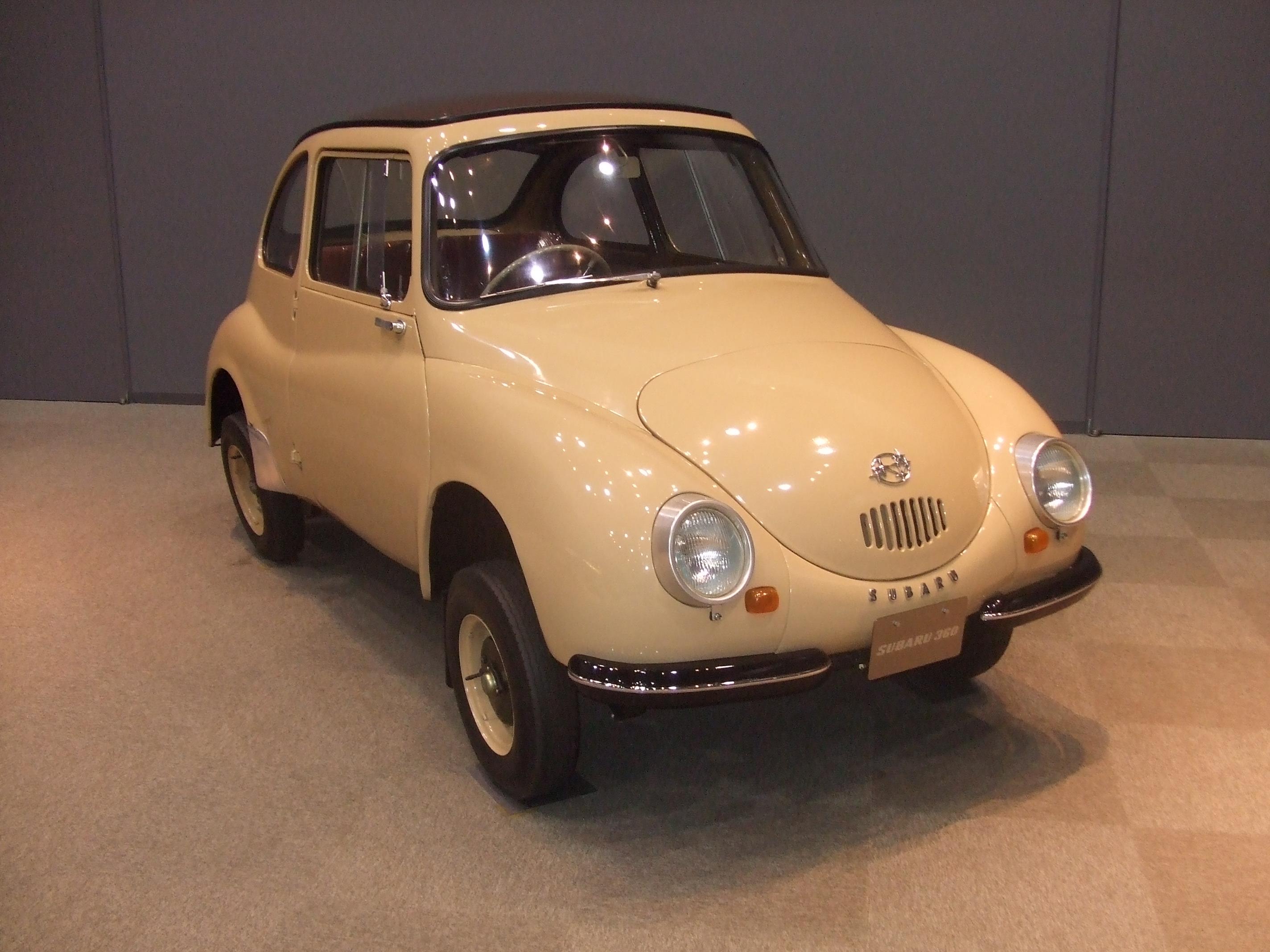 Subaru 360 1958 - 1971 Coupe #3