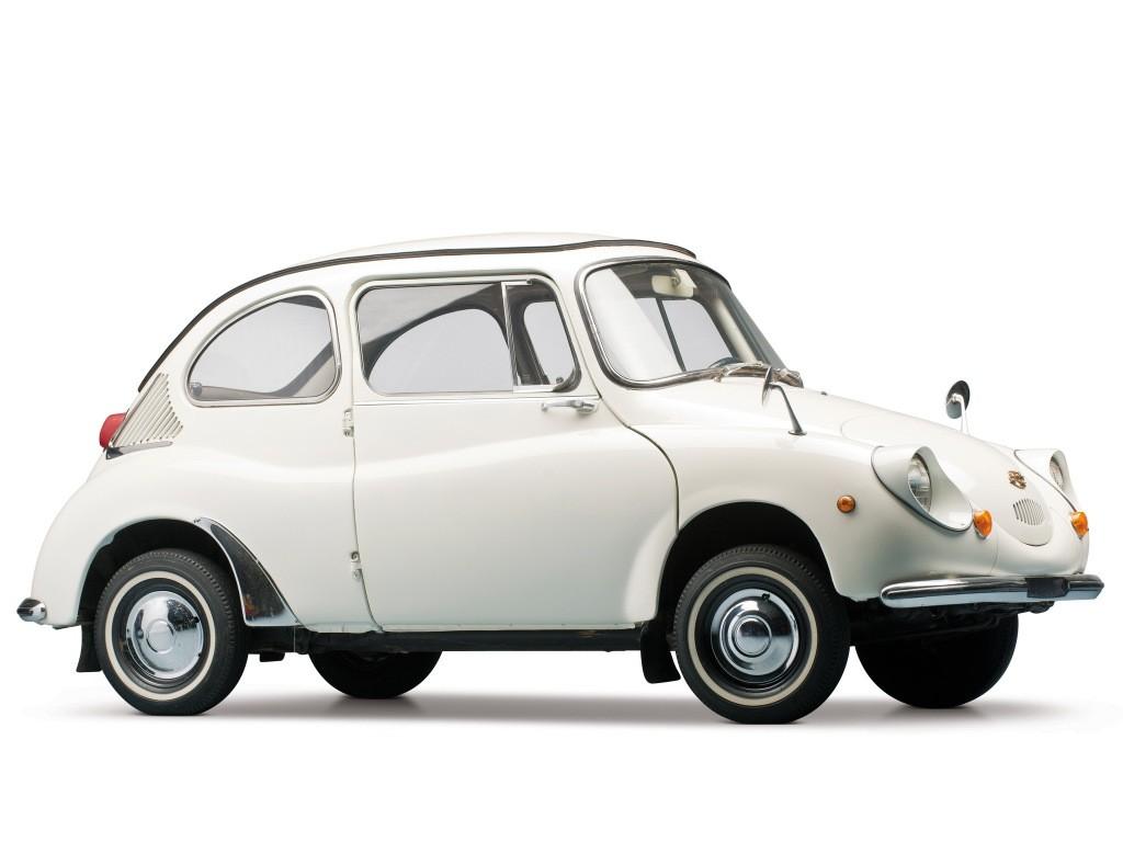 Subaru 360 1958 - 1971 Coupe #1