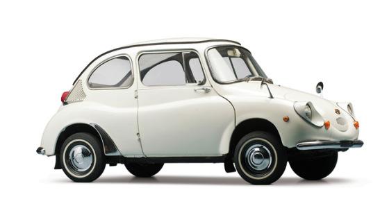 Subaru 360 1958 - 1971 Coupe #8
