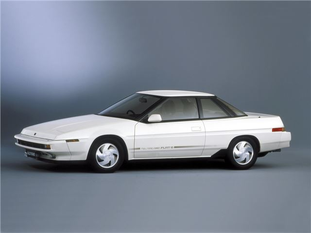 Subaru Alcyone I 1985 - 1991 Coupe #3