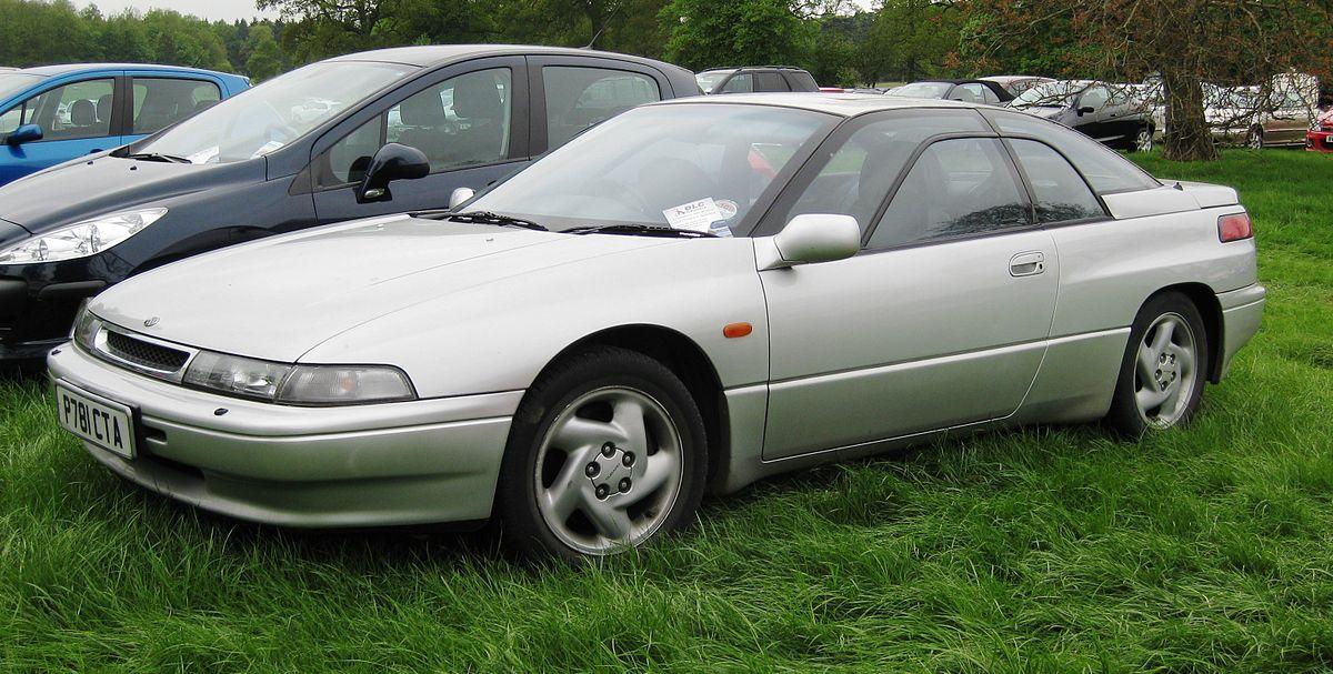 Subaru Alcyone II 1991 - 1996 Coupe #8