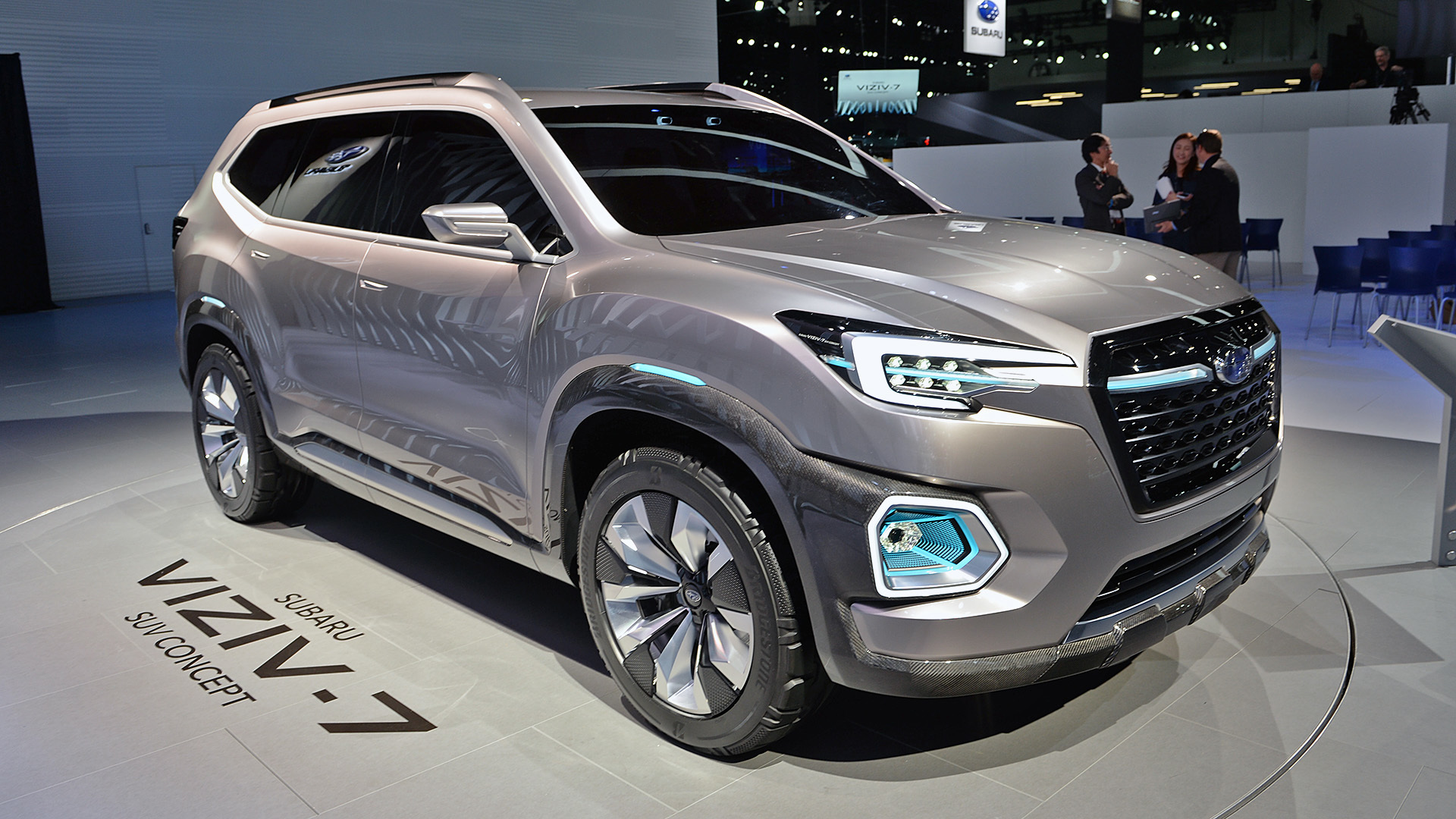 Subaru Ascent I 2017 - now SUV 5 door #5