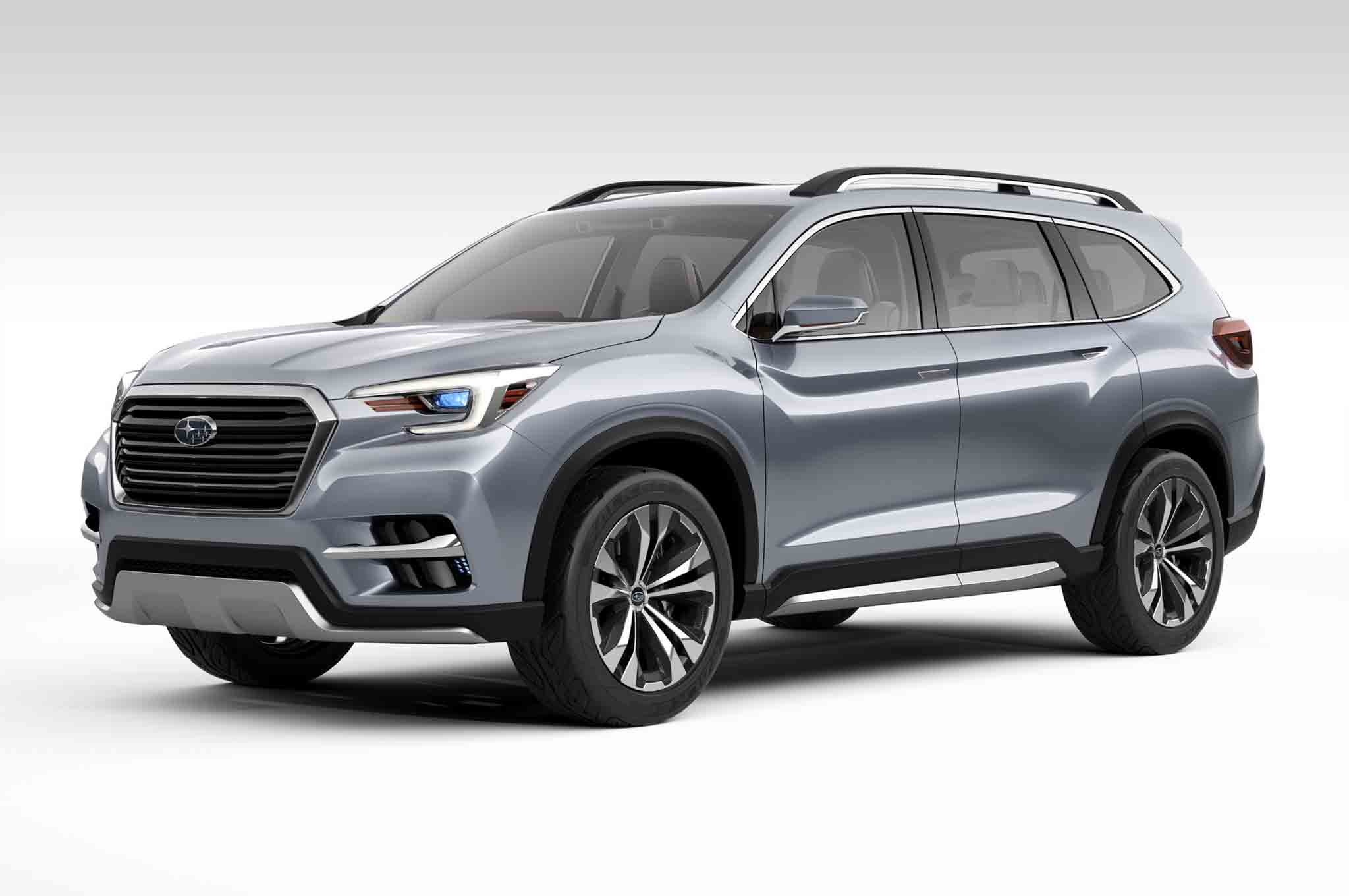 Subaru Ascent I 2017 - now SUV 5 door #4