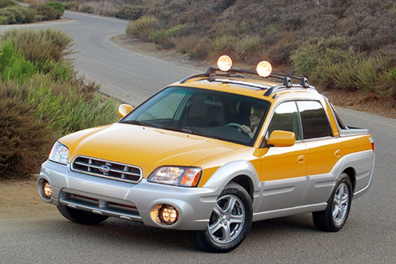 Subaru Baja 2002 - 2006 Pickup #2