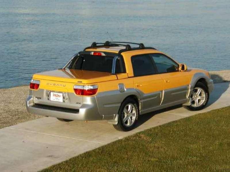 Subaru Baja 2002 - 2006 Pickup #3