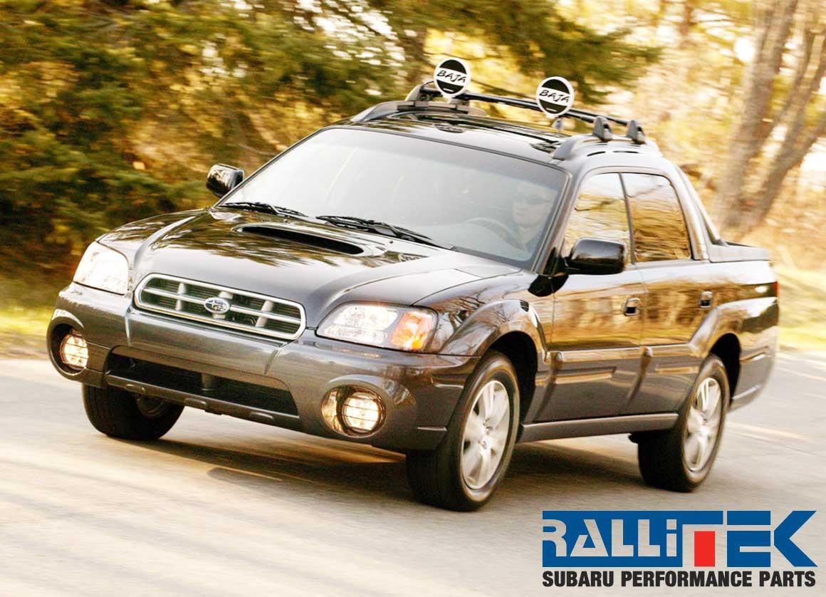 Subaru Baja 2002 - 2006 Pickup #1