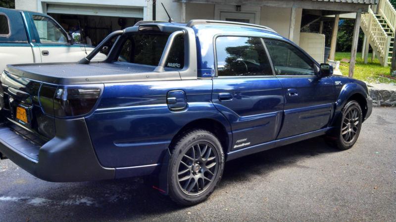 Subaru Baja 2002 - 2006 Pickup #8