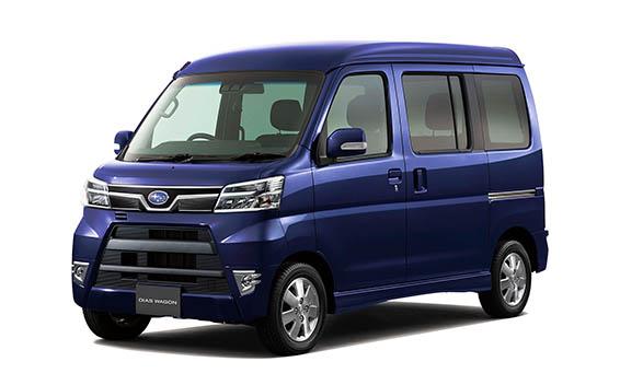 Subaru Dias Wagon I 2003 - 2009 Minivan #4