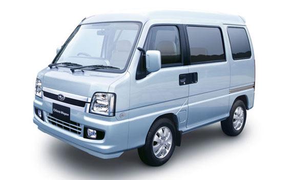 Subaru Dias Wagon I 2003 - 2009 Minivan #2
