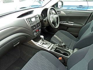 Subaru Impreza WRX III Restyling 2010 - 2014 Sedan #6