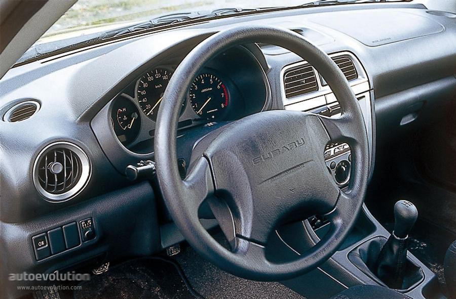 Subaru Impreza WRX II 2000