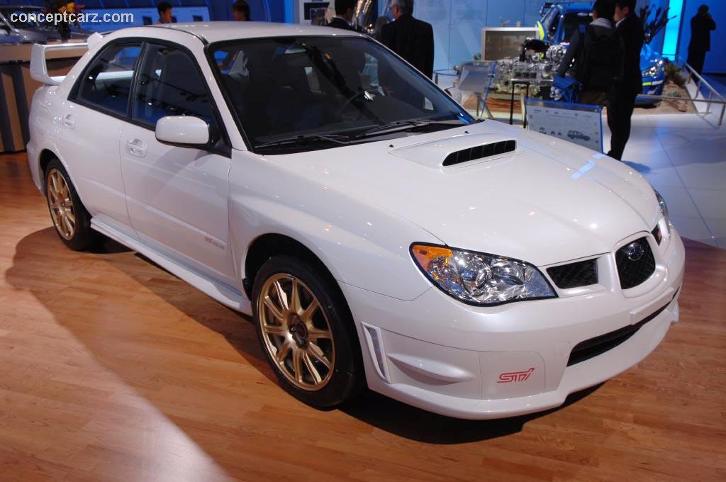 Subaru Impreza WRX II Restyling 2 2005 - 2007 Station wagon 5 door #6