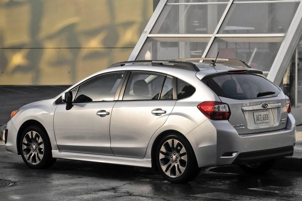 Subaru Impreza IV 2012 - 2014 Hatchback 5 door :: OUTSTANDING CARS