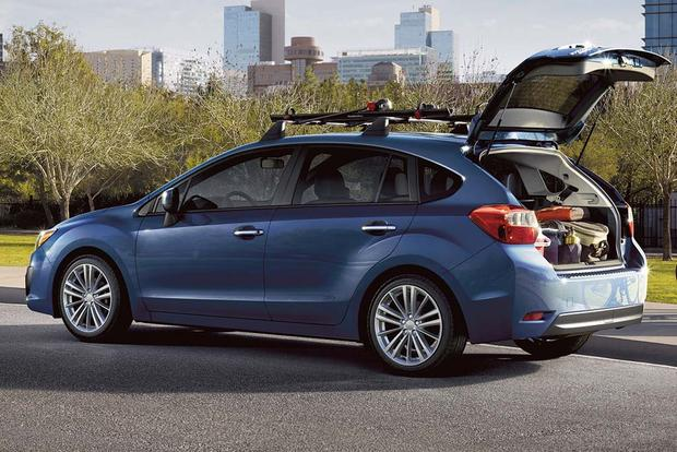 Subaru Impreza V 2016 Now Hatchback 5 Door Outstanding Cars