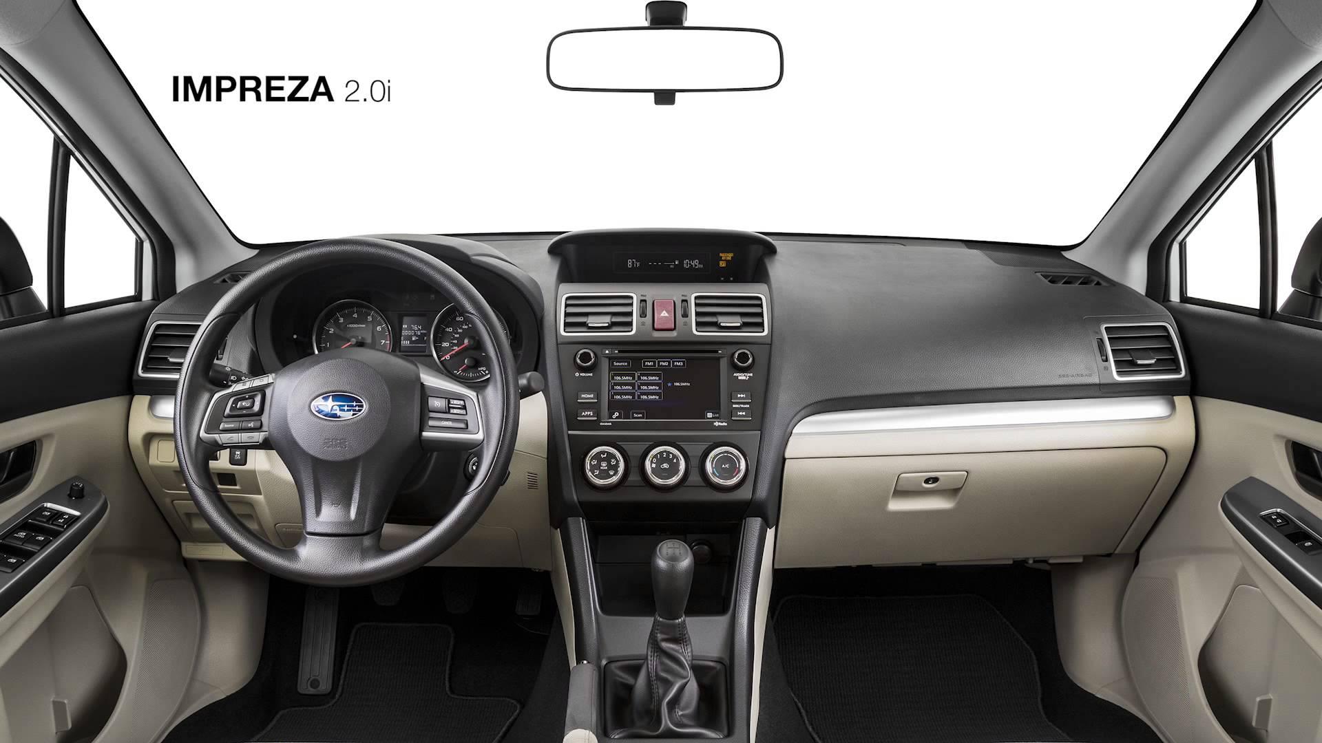 Subaru Impreza V 2016 - now Sedan #5