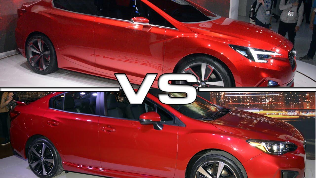 Subaru Impreza V 2016 - now Sedan #6