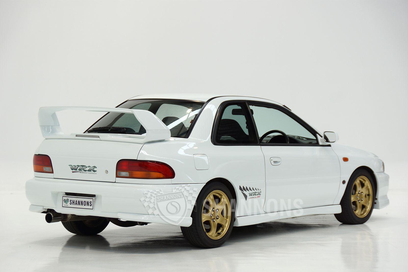 Subaru Impreza WRX I 1992 - 2000 Coupe #5