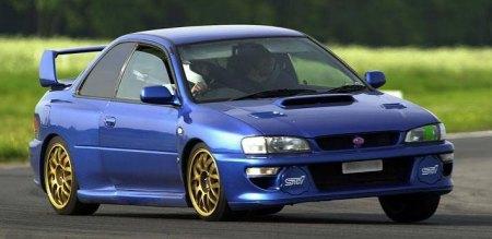 Subaru Impreza WRX I 1992 - 2000 Coupe #1