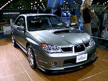Subaru Impreza WRX II Restyling 2 2005 - 2007 Station wagon 5 door #2