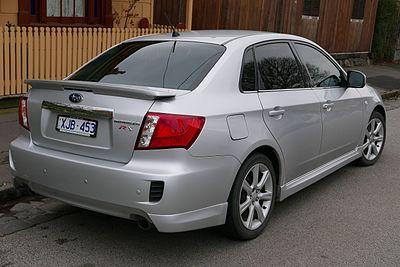 Subaru Impreza WRX II Restyling 2 2005 - 2007 Station wagon 5 door #3