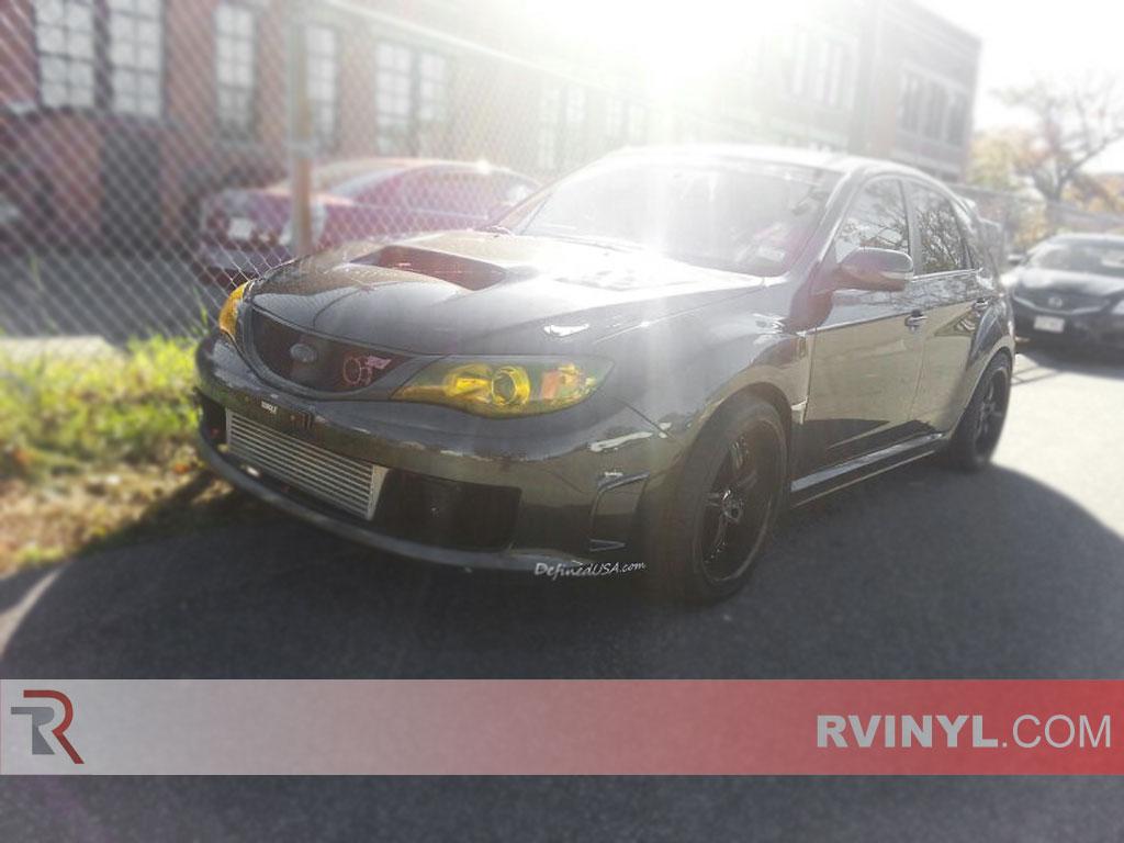 Subaru Impreza WRX III Restyling 2010 - 2014 Sedan #1